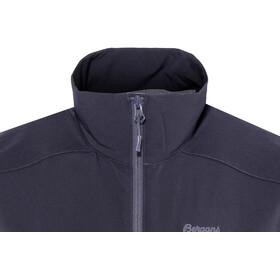 Bergans M's Ramberg Softshell Vest Dark Navy/Night Blue